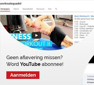 Wordt YouTube abonnee!